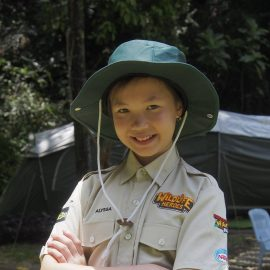 Wildlife Heroes Alyssa