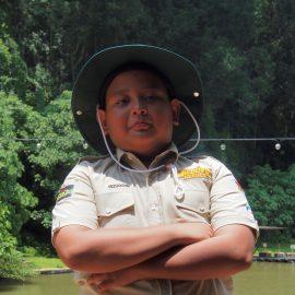 Wildlife Heroes Iszuddin