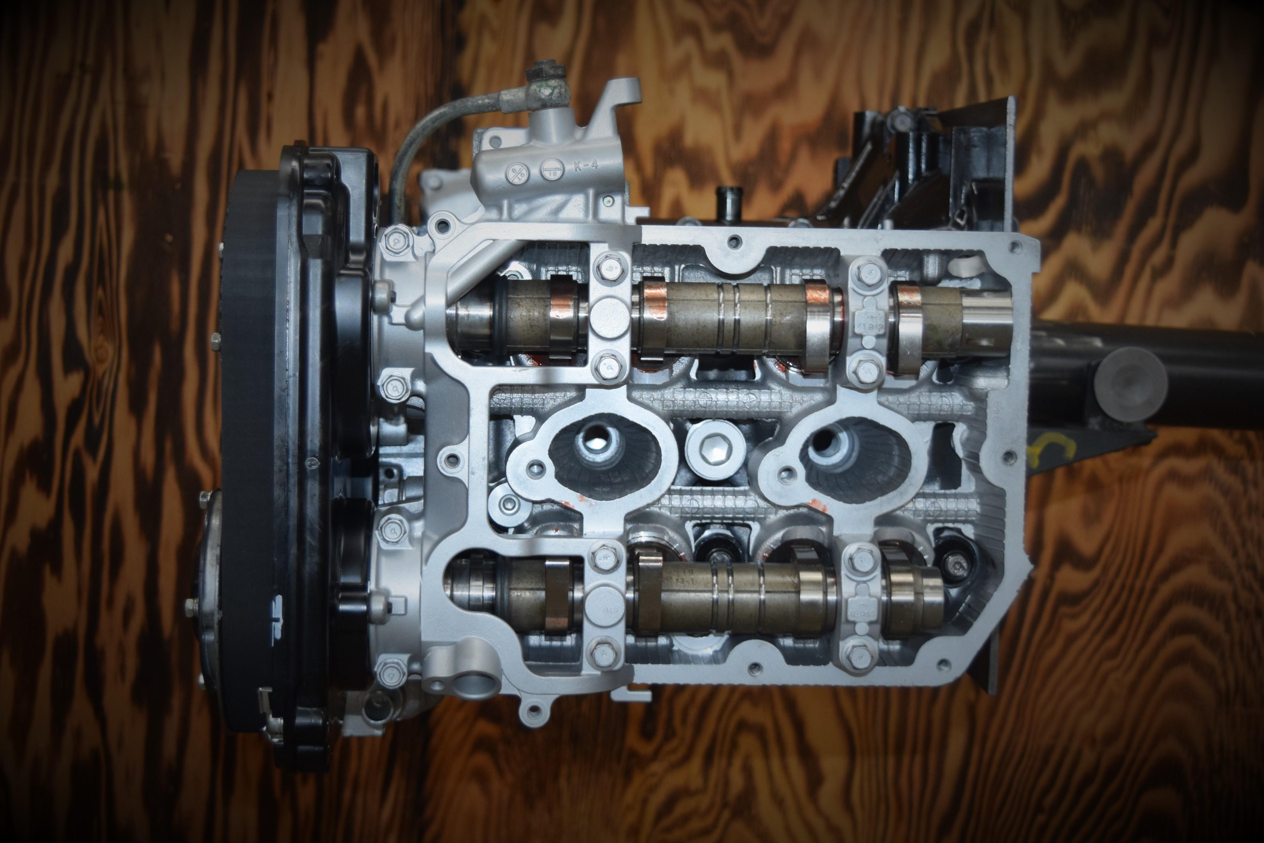 Subaru 2 5L TURBO DOHC Long Block w/ Nitrated Crank (04-18)