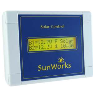 dual battery solar
