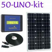 solar panel kit for motorhome