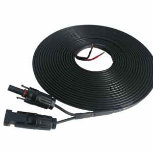 solar panel cable with mc4