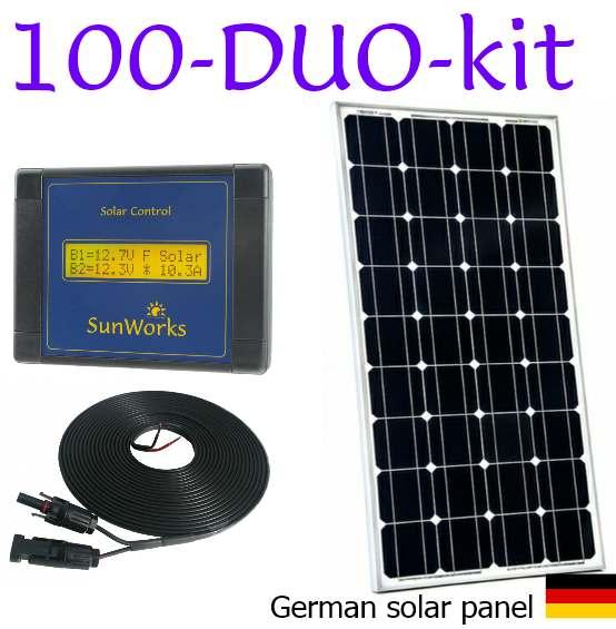 solar panel kit for boats