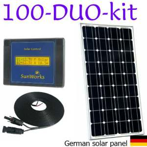solar panel kit for boats