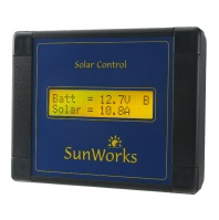 Single Battery Solar Panel Charge Controllers