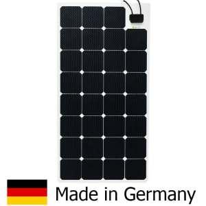 Solar Panels: Semi-Flexible