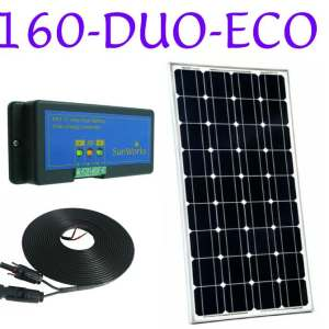 motorhome solar panel kits
