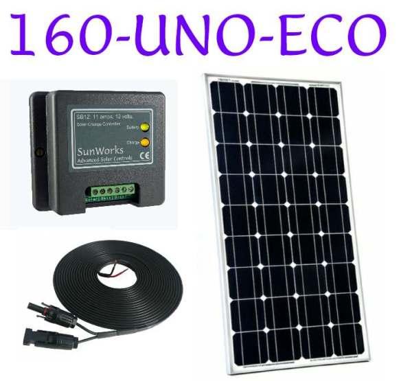 narrowboat solar panel kits