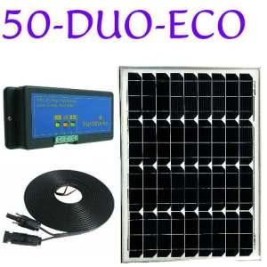 duo solar panel kit