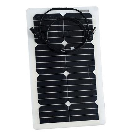 panneau solaire flexible 20 watts