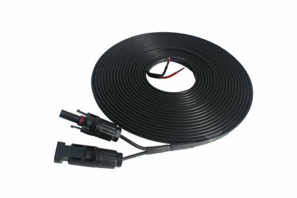 câble panneaux solaires
