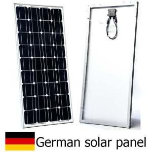 Panneaux solaires à châssis rigide