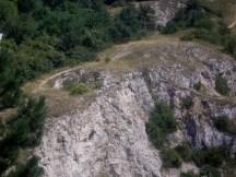 Iró-hegy az Odvas-hegyről