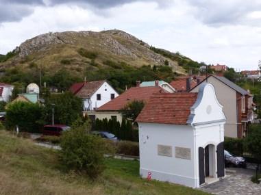 Kő-hegy a Kálvária-dombról