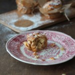 Omena-mantelimuffinssit