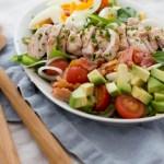 Jäikö nälkä? – Cobbin salaatti