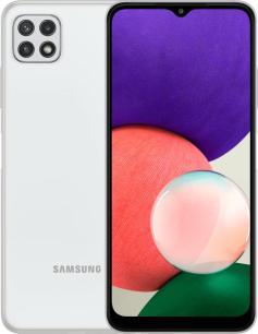 Galaxy+A22+5G+Valkoinen