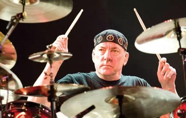 RUSH: deceduto il batterista Neil Peart