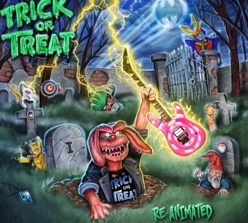"""TRICK OR TREAT : """"RE-Animated"""" (2018)"""