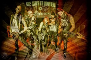 Debut album per i Five Ways to Nowhere