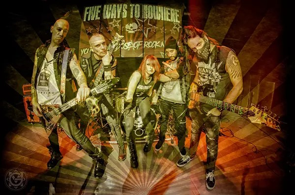 Debut album per i Five Ways to Nowhere