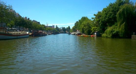 Paddle Ile de versailles - Nantes