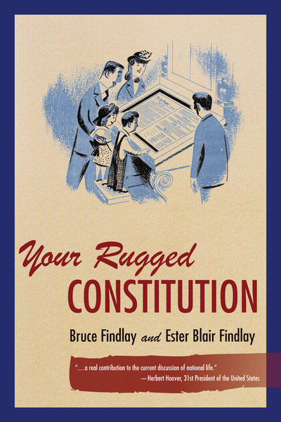 Cover of Your Rugged Constitution by Bruce Allyn and Esther Blair Findlay