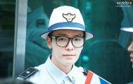 160829 Donghae at Myeongdong by Charmander1015 3