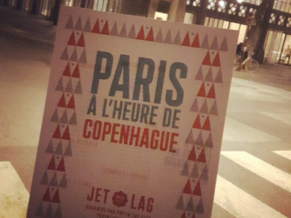 J'ai testé… le Jetlag de Pop in the City !