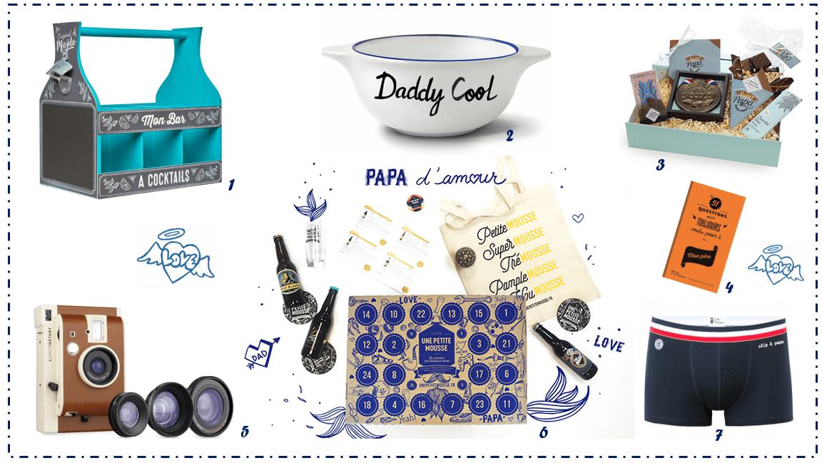 Idées cadeaux pour tous les Supa'Dads !