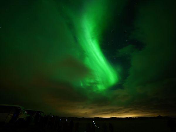 #Islande : à la chasse aux Aurores Boréales !