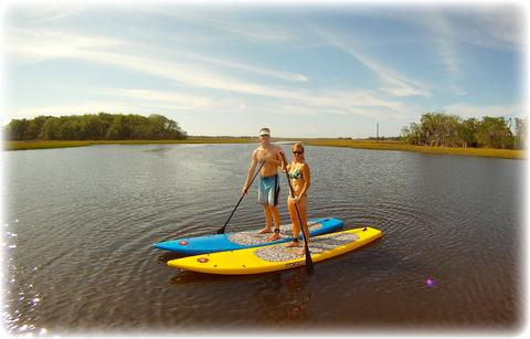 Jacksonville Surf and SUP Neptune Beach paddle board lessons rental sales surf camp SUPadvisor