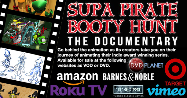 Sup Pirate Booty Hunt – About