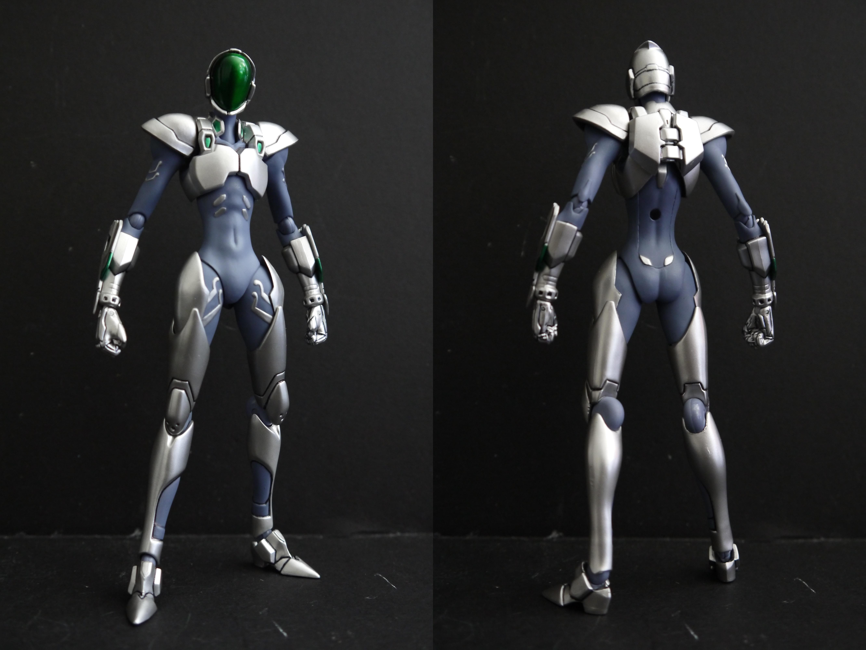 Figma Silver Crow – Supar Robo