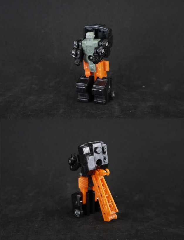 Longarm robot