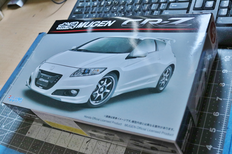 Fujimi Honda CR-Z Mugen – Supar Robo