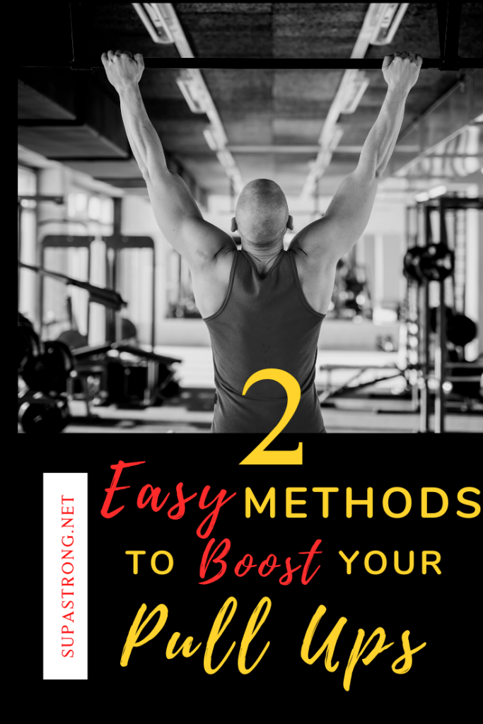 easy way to boost pull ups