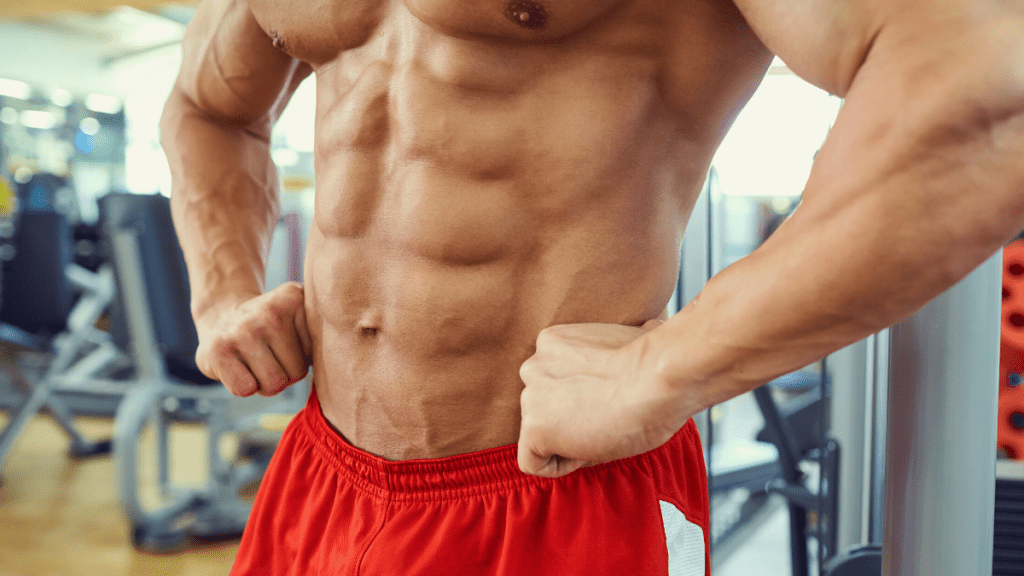 protein shake muscle gain