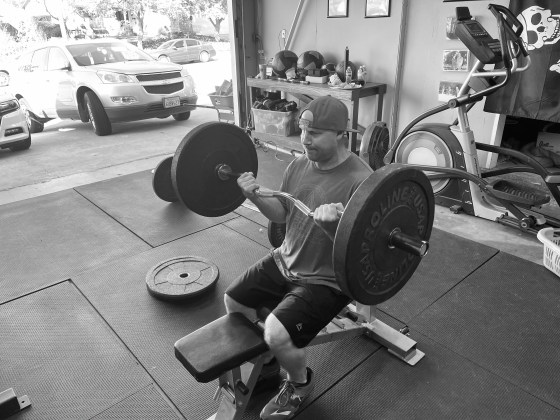 build muscle fast tempo reps