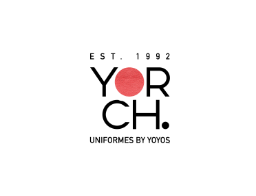 LOGO YORCH BY YOYOS
