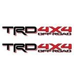 Trd 4x4 Off Road Logo