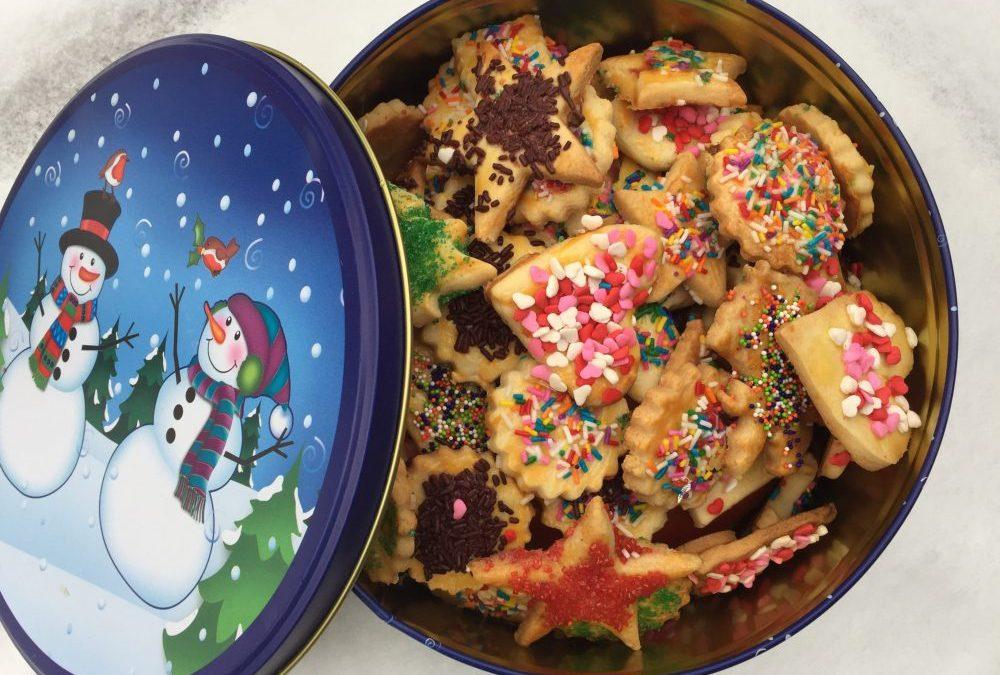 Les biscuits de Noël de Loulou