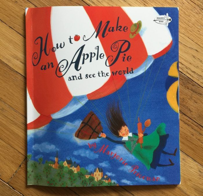 Livre du mois : How to Make an Apple Pie and see the world