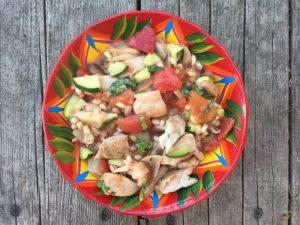 Orge aux légumes de Super Boîte à Lunch