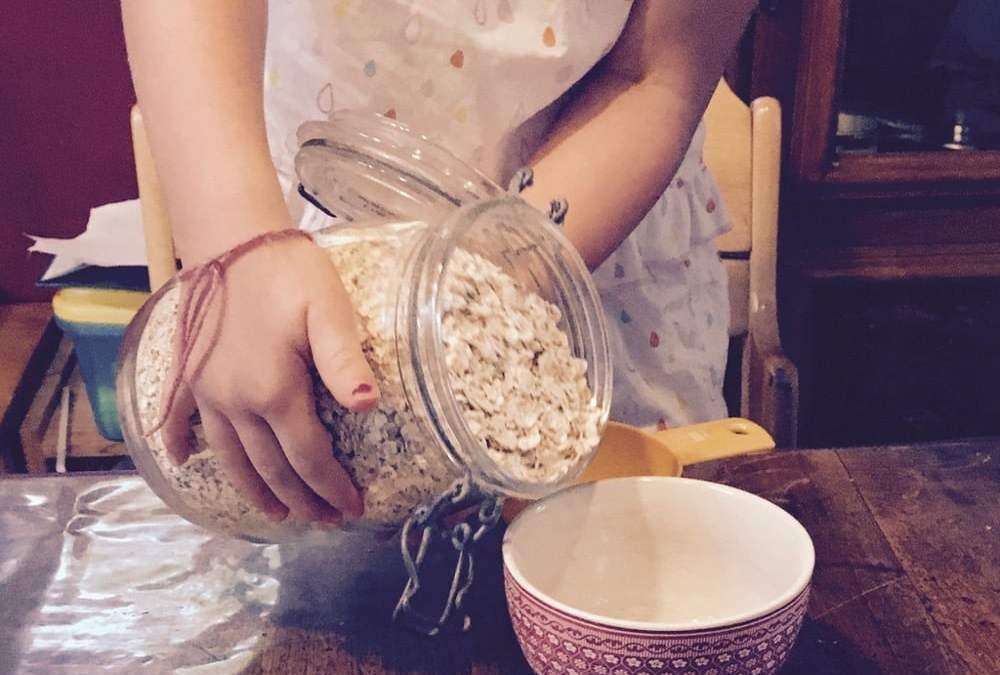 Petit-déjeuner santé : le porridge de Céline