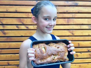 Le cake aux pommes [3/6/9/12/15]