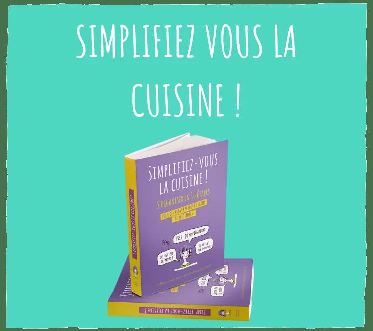 e-book - simplifiez-vous la cuisine