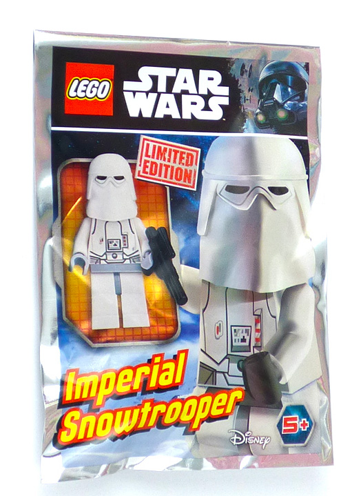 Imperial Snowtrooper (Edition limitée) - Polybag Lego Star Wars 911726