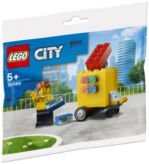 Stand Pop-Up Store - Polybag Lego® City 30569