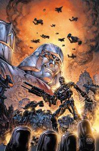 Transformers Versus The Terminator